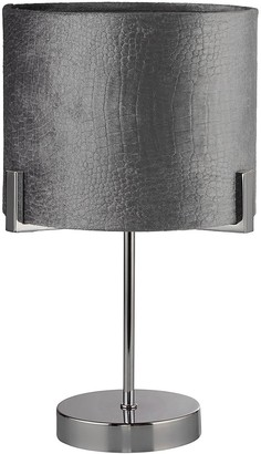 Textured Shade Table Lamp