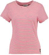 Calvin Klein Jeans CORE TEE BASIC Print Tshirt bright white / ck black