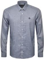 Henri Lloyd Long Sleeved Edale Regular Shirt Navy
