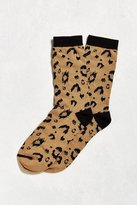 Urban Outfitters Leopard Sock