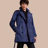 Burberry Showerproof Technical Trench Coat with Detachable Warmer