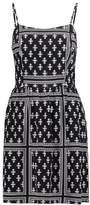 Even&Odd Summer dress black/white