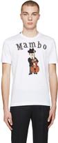 Dolce & Gabbana White mambo T-shirt
