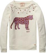 Scotch & Soda Artwork Sweater