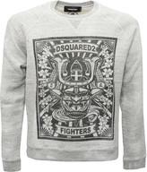 DSQUARED2 Fighters Sweatshirt