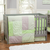 Trend Lab Lauren 3 Piece Crib Bedding Set