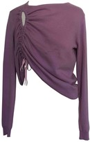 Preen by Thornton Bregazzi Purple Wool Knitwear for Women