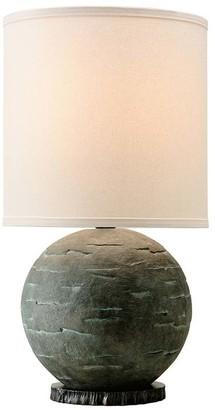 Lulu & Georgia Bethea Sphere Table Lamp, Limestone