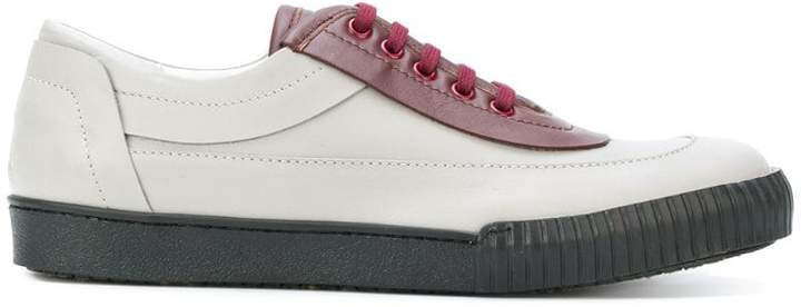 Marni Colour blocked sneakers