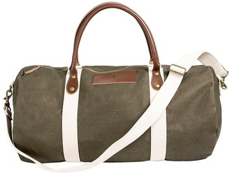 Cathy's Concepts Cathys Concepts Monogram Duffle Bag