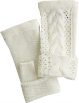 Fingerless Cable Glove