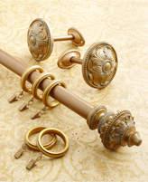 Croscill Loire Clip Rings, Set of 7