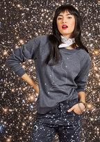Cosmic Critter Sweatshirt in S