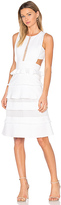 Marissa Webb Alexi Dress in White. - size S (also in )