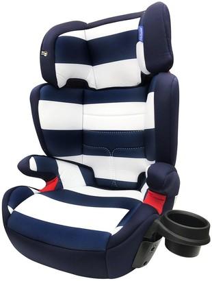 My Babiie Group 23 Car Seat - Blue Stripes