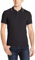 Armani Jeans Men's Modern Fit Pique Polo