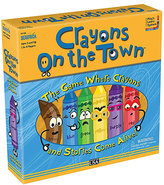 University Games Crayons on the Town