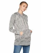 Motherhood Maternity Womens Maternity French Terry Hooded Sweatshirt