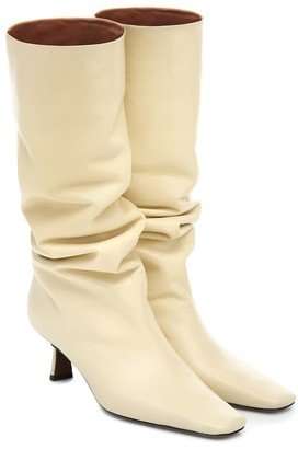 Neous Cynis knee-high leather boots