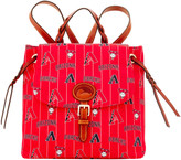 Dooney & Bourke MLB Diamondbacks Flap Backpack