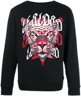 Marcelo Burlon County of Milan printed sweatshirt - men - Cotton - S