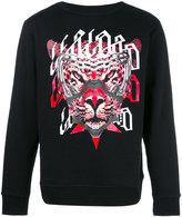 Marcelo Burlon County of Milan printed sweatshirt - men - Cotton - XS