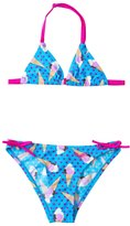 Arena Girls' Ice Cream Triangle Bikini Swimsuit Set 8127929