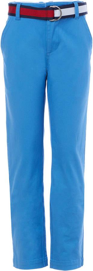 44cfa35c Tommy Hilfiger Blue Boys' Pants - ShopStyle