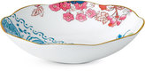 Wedgwood Dinnerware, Butterfly Bloom Rim Soup Bowl