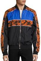 MSGM Floral Track Jacket