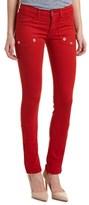Zadig & Voltaire Evrell Rouge Skinny Leg.