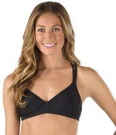 Speedo Women's Strappy Crossback Bikini Top