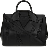 Moschino Jacket leather tote