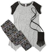 Knitworks KNIT WORKS Girls' 4-Piece Legging Set With Necklace And Make-Up Accessories