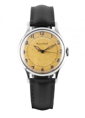 Jaeger-LeCoultre Vintage Gold Steel Watches