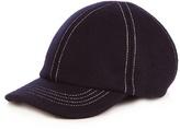 Marni Contrast Stitching Wool Cap