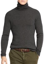 Polo Ralph Lauren Stretch Merino Wool Turtleneck