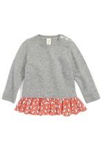 Tucker + Tate Infant Girl's Ruffle Sweater