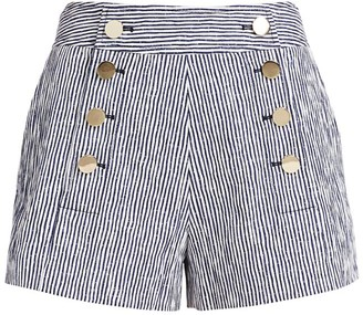 Derek Lam 10 Crosby Robertson Sailor Shorts