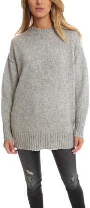 R 13 Oversized Crewneck Sweater