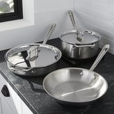Crate & Barrel All-Clad ® d5 ® 5-Piece Cookware Set