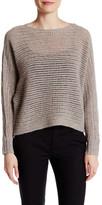 Inhabit Crew Neck Knit Sweater