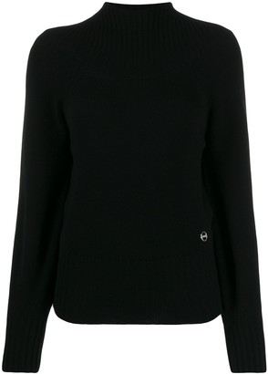 Emilio Pucci turtle neck cashmere jumper