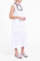 Giamba Lace Layer Dress