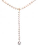 Ora Pearls XL Pearl Lariat Necklace