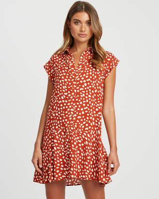 Jaliyah Shirt Dress