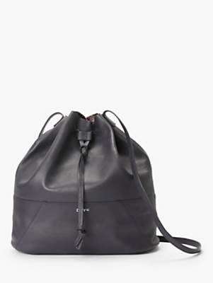 DAY et Shine Large Leather Bucket Bag