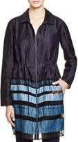 Elie Tahari Nicolette Stripe Jacket