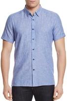 Robert Graham Oakley Stripe Slim Fit Button-Down Shirt