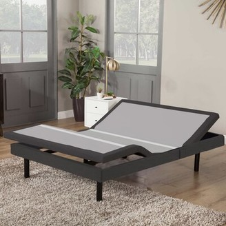 Spinal Solution Adjustable Bed Base Size: Queen